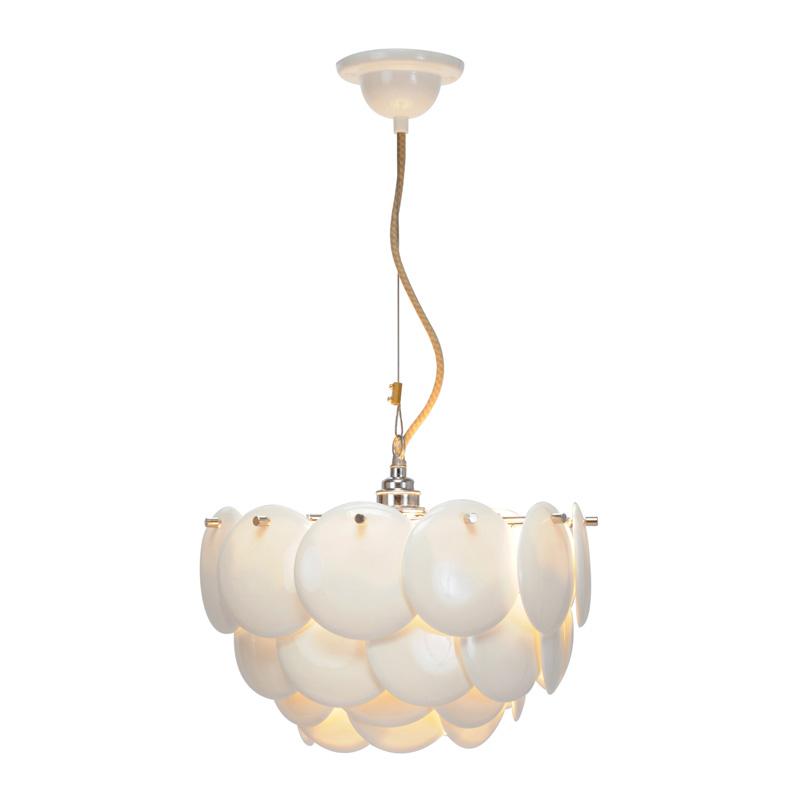 Bone China Pendants: Classic Lighting For Your Home