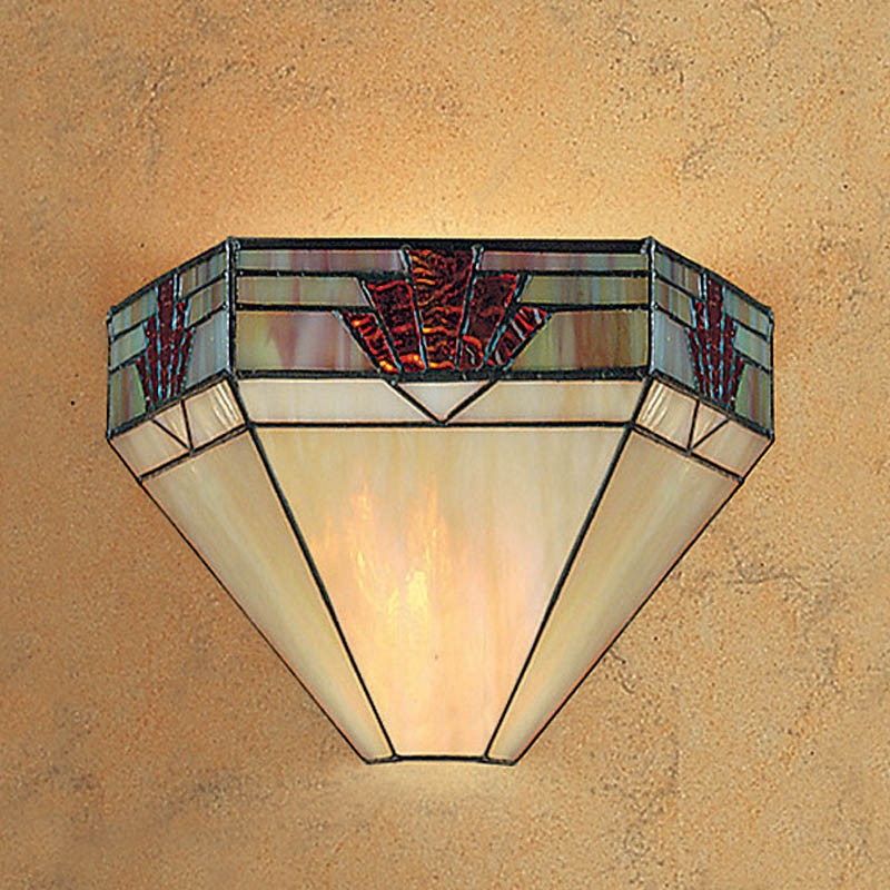 Art Deco Wall Lights – Available From Angelo\'s in North London K