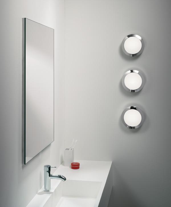 Bathroom Lighting London | Bathroom & Shower Room Lights | Bathroom ...